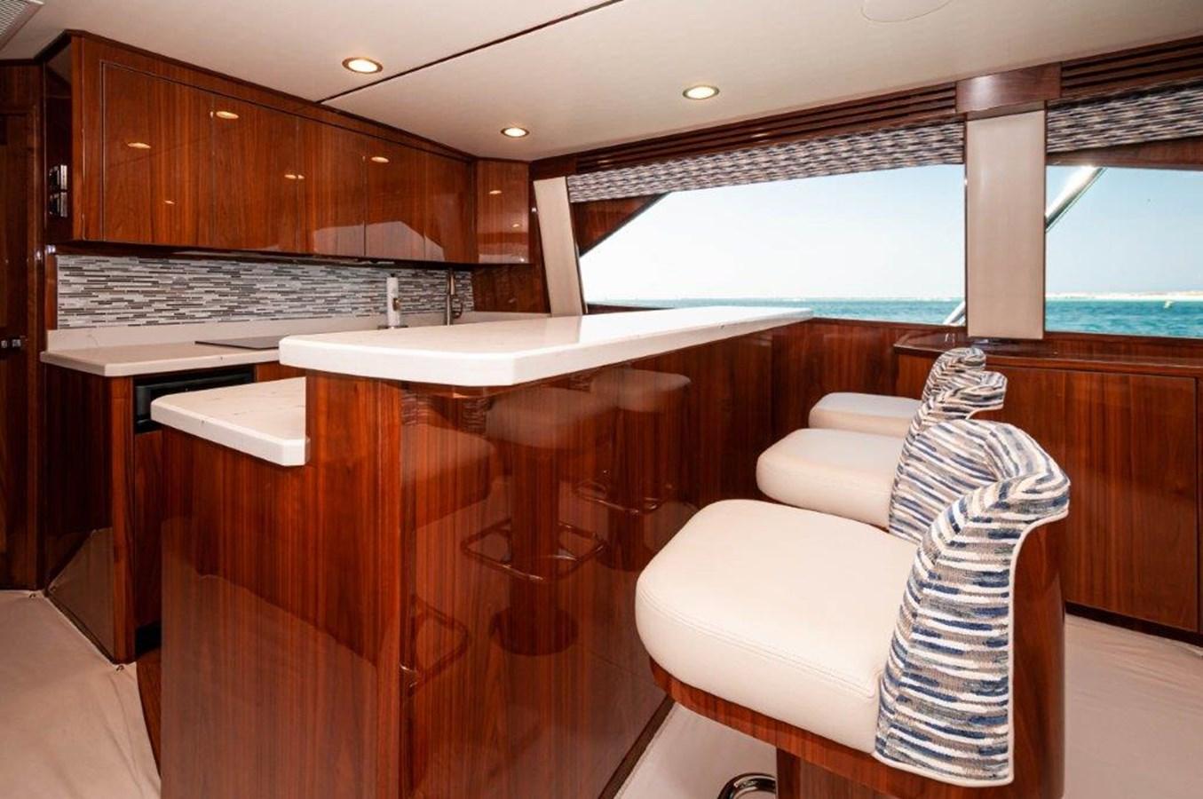 2019 68 Viking Convertible - Galley-4 2019 VIKING 68 Convertible Sport Fisherman 2560057