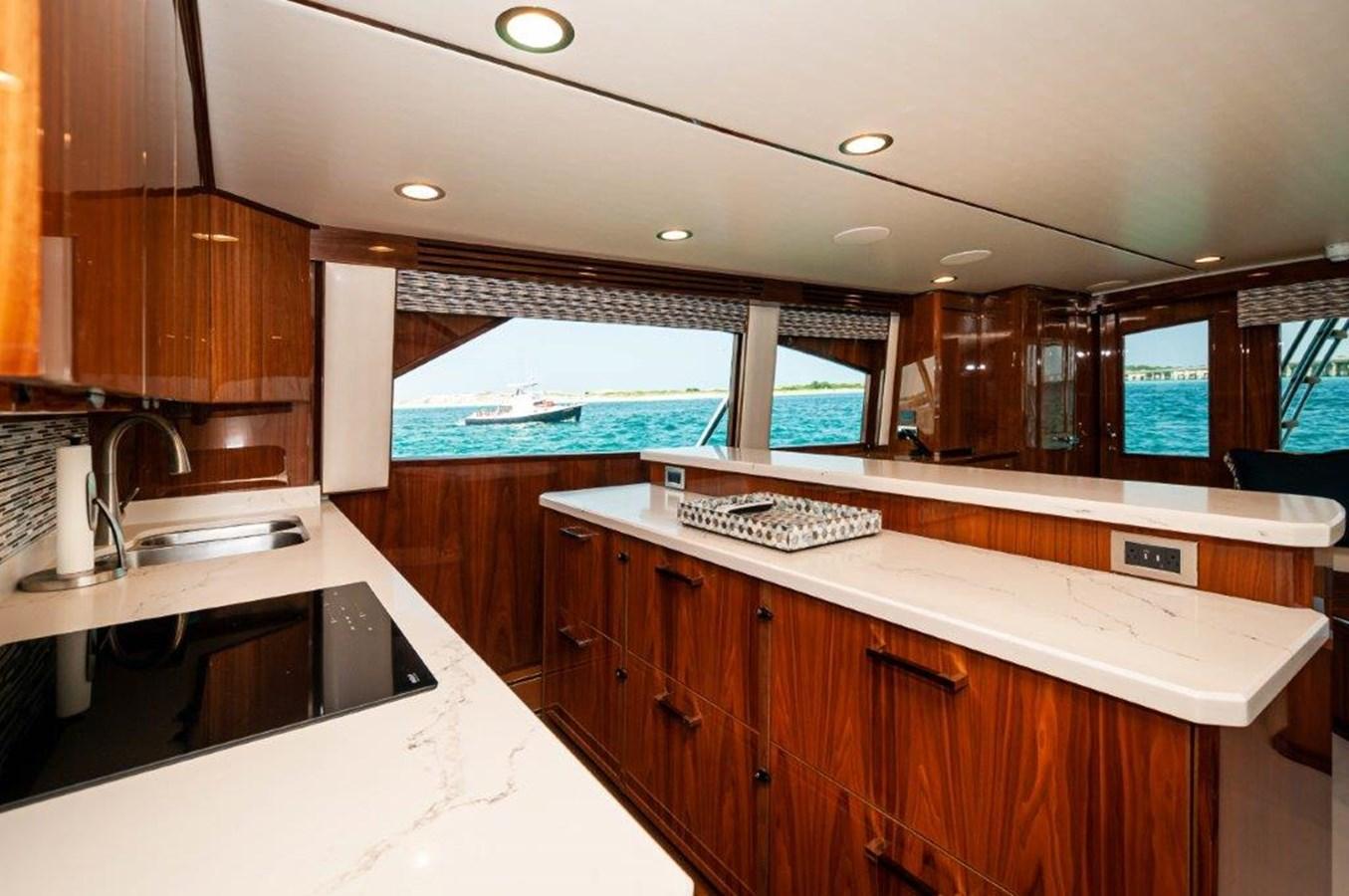 2019 68 Viking Convertible - Galley-6 2019 VIKING 68 Convertible Sport Fisherman 2560059