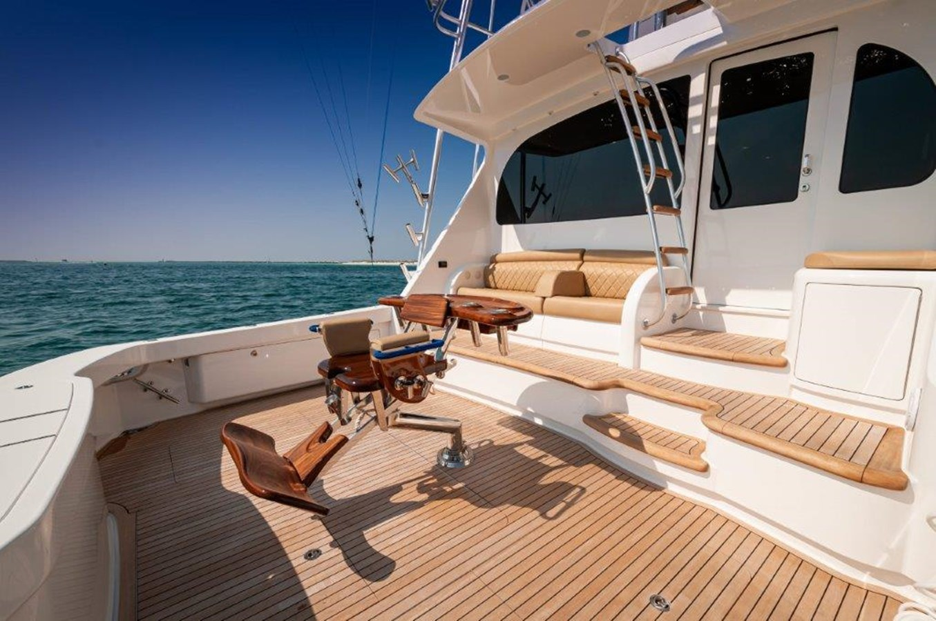 2019 68 Viking Convertible - Cockpit-4 2019 VIKING 68 Convertible Sport Fisherman 2560095