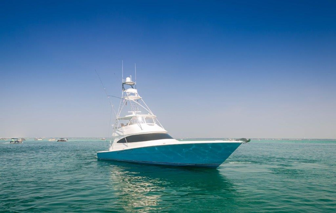 2019 68 Viking Convertible - Stbd Bow-2 2019 VIKING 68 Convertible Sport Fisherman 2560112