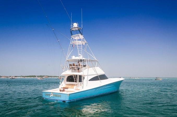 2019 68 Viking Convertible - Transom Profile 2019 VIKING 68 Convertible Sport Fisherman 2560113