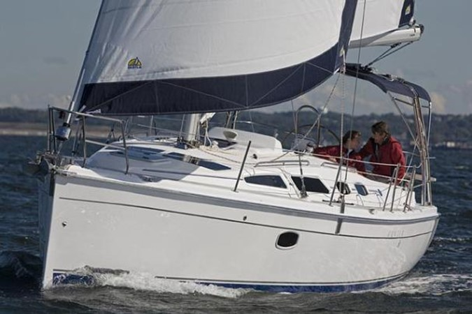 2008 HUNTER 36 Cruising Sailboat 2560585