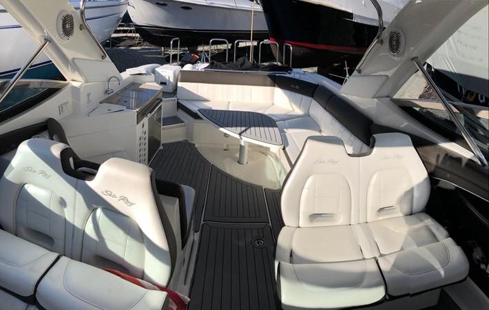 2016 SEA RAY 350 SLX Deck Boat 2560590