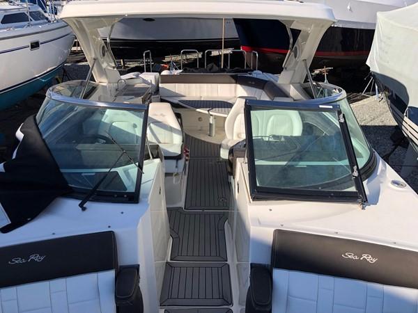 2016 SEA RAY 350 SLX Deck Boat 2560599