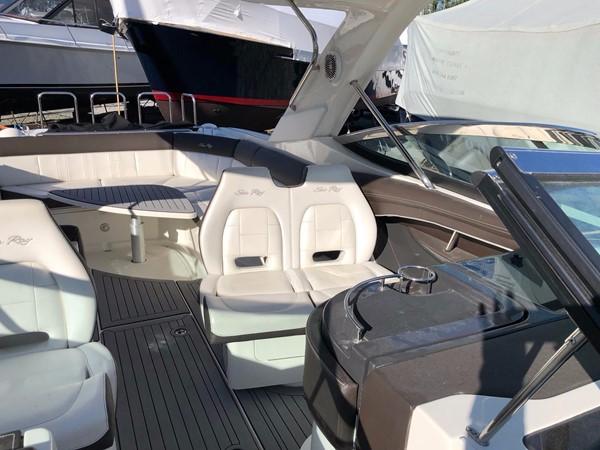 2016 SEA RAY 350 SLX Deck Boat 2560604