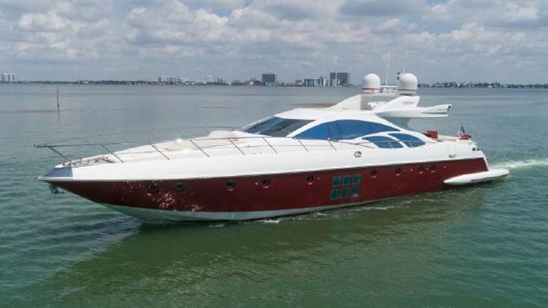8 2008 AZIMUT 86S Mega Yacht 2713584
