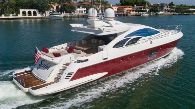 7 2008 AZIMUT 86S Mega Yacht 2713586