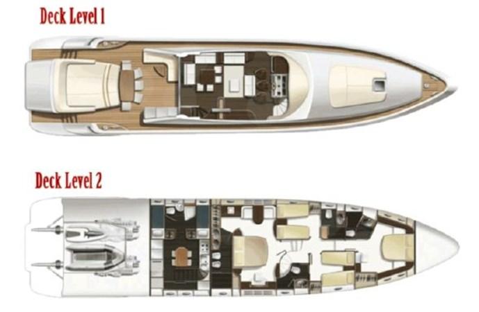 82 2008 AZIMUT 86S Mega Yacht 2713657