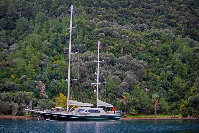 2008 TUZLA ISTANBUL TURKEY  Motorsailor 2561636