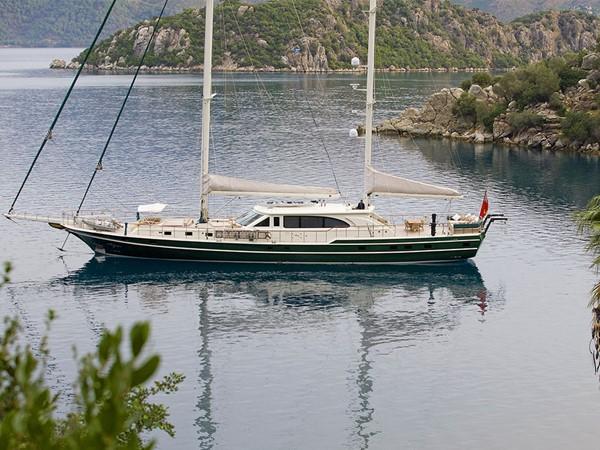 2008 TUZLA ISTANBUL TURKEY  Motorsailor 2561637