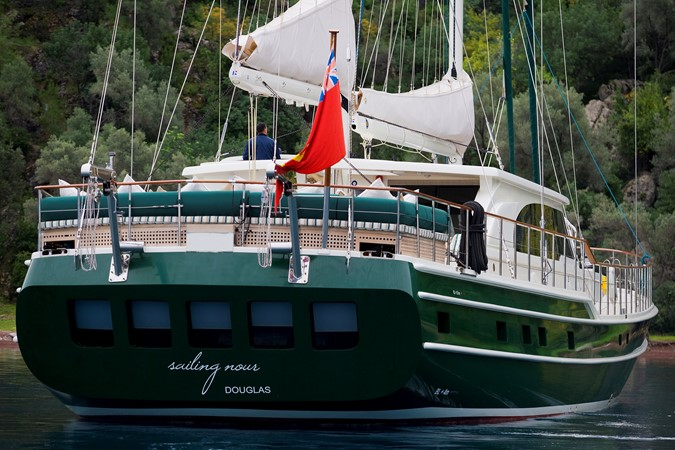 2008 TUZLA ISTANBUL TURKEY  Motorsailor 2561640