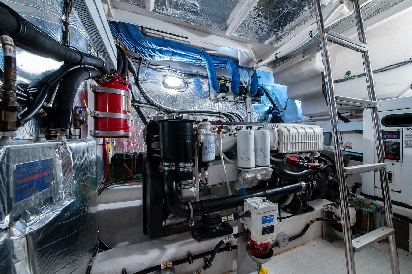 Engine Room 2011 CRUISERS YACHTS Cantius Cruiser 2564122