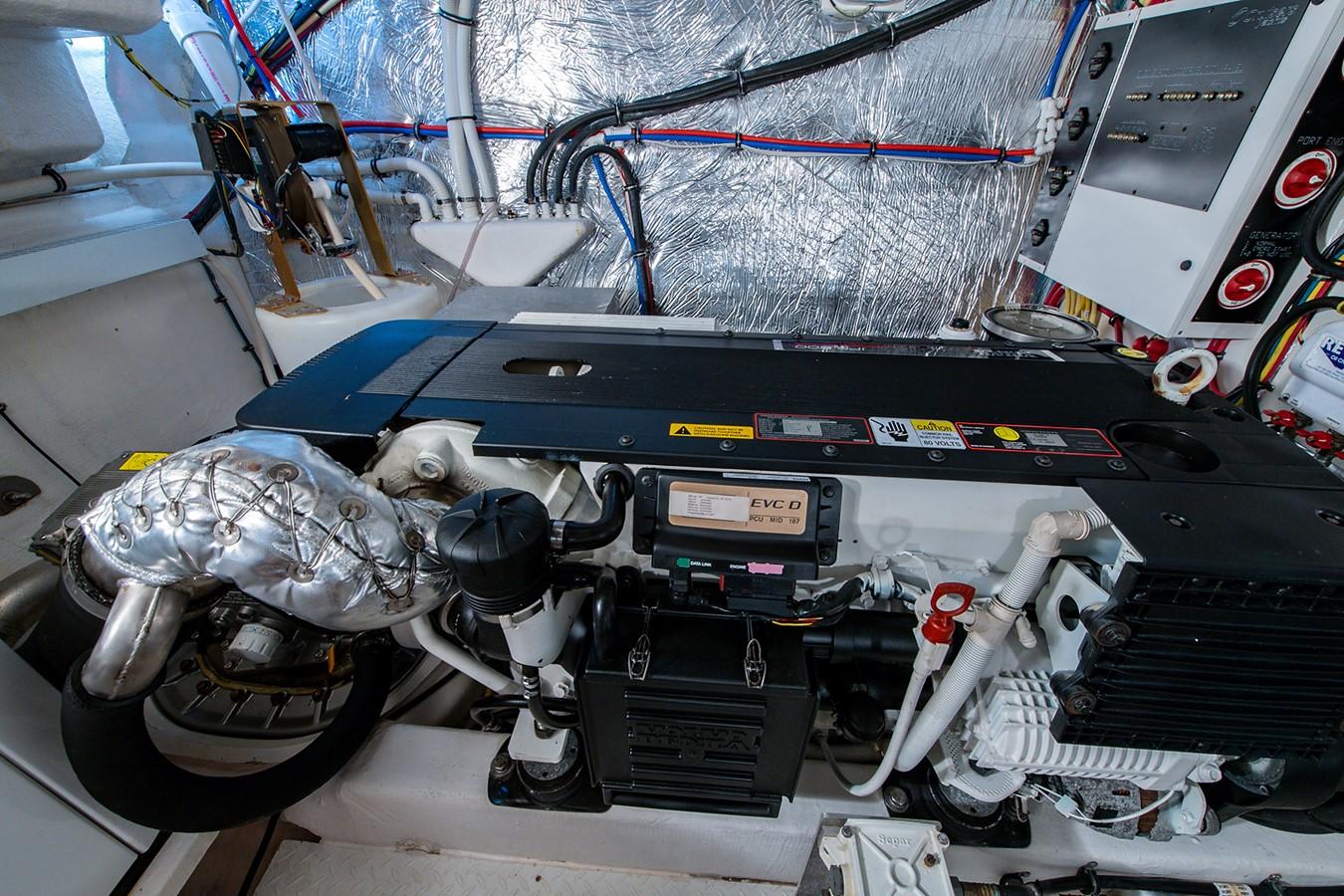 Engine Room 2011 CRUISERS YACHTS Cantius Cruiser 2564126