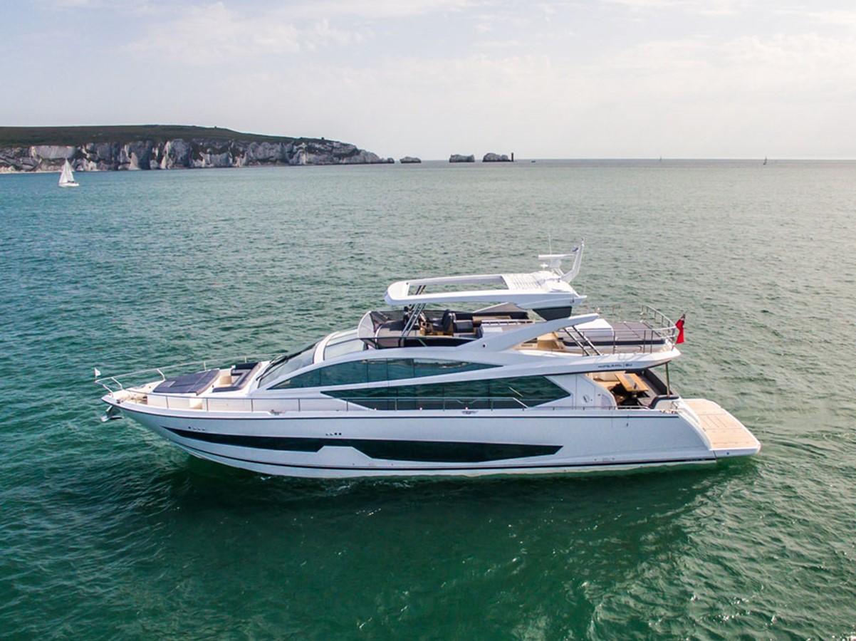 2019 PEARL MOTOR YACHTS Pearl 80 Motor Yacht 2615314