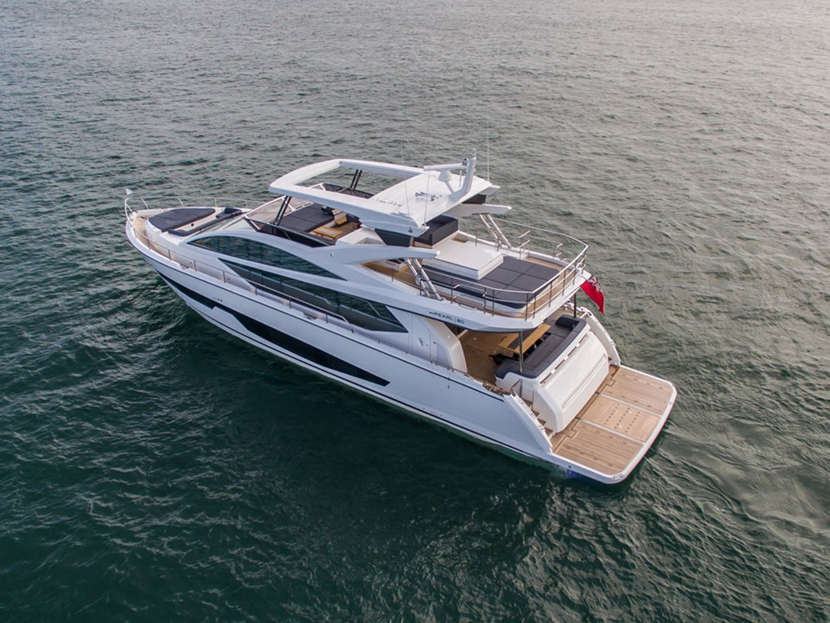 2019 PEARL MOTOR YACHTS Pearl 80 Motor Yacht 2615316