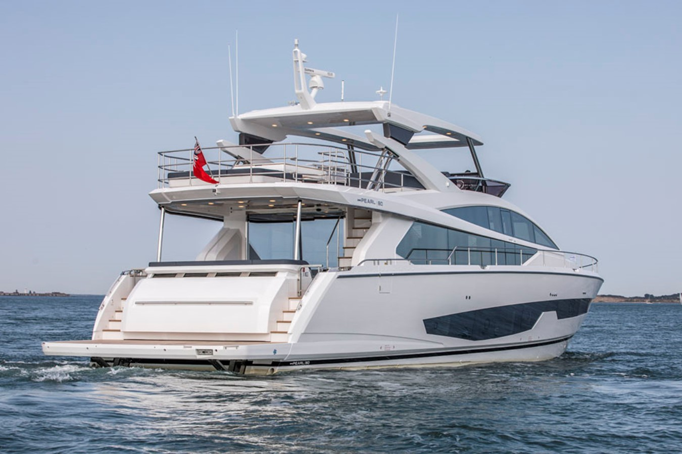 2019 PEARL MOTOR YACHTS Pearl 80 Motor Yacht 2615322