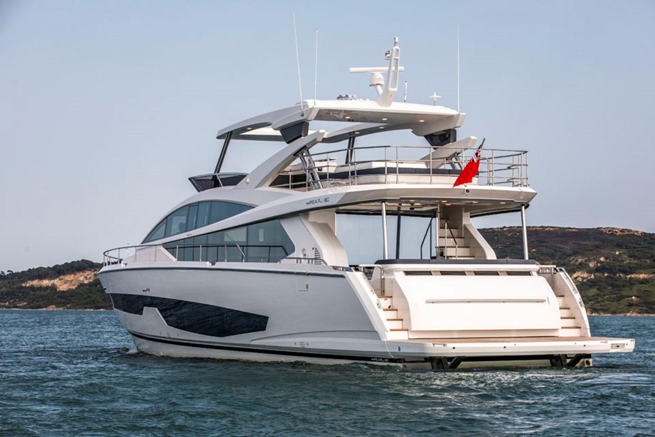 2019 PEARL MOTOR YACHTS Pearl 80 Motor Yacht 2615323