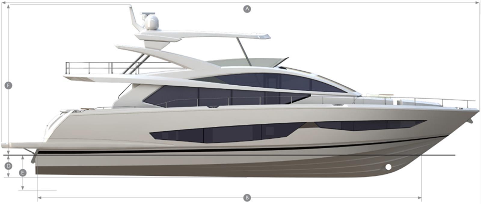 2019 PEARL MOTOR YACHTS Pearl 80 Motor Yacht 2615343