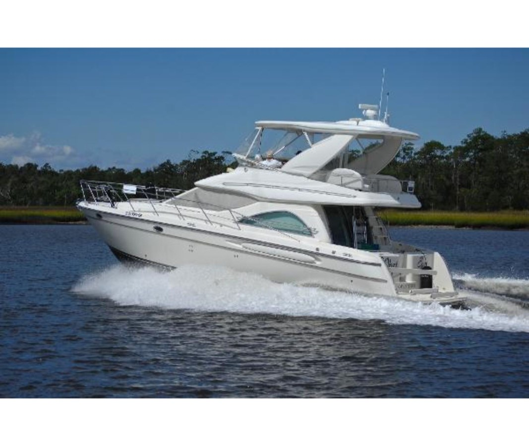 16804838_20180810112747859_1_LARGE 1999 MAXUM 4600 SCB Limited Edition Motor Yacht 2563659