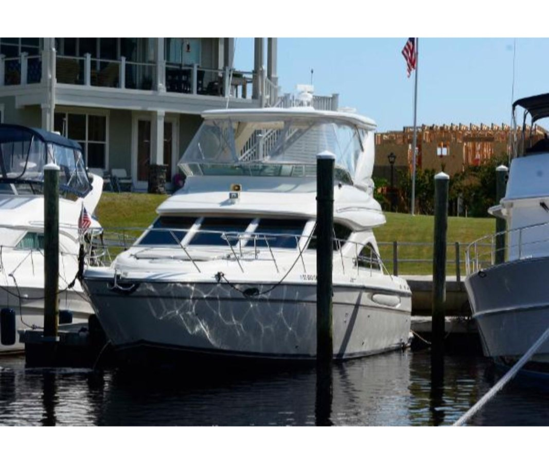 46804838_20180816145017438_1_LARGE 1999 MAXUM 4600 SCB Limited Edition Motor Yacht 2563662