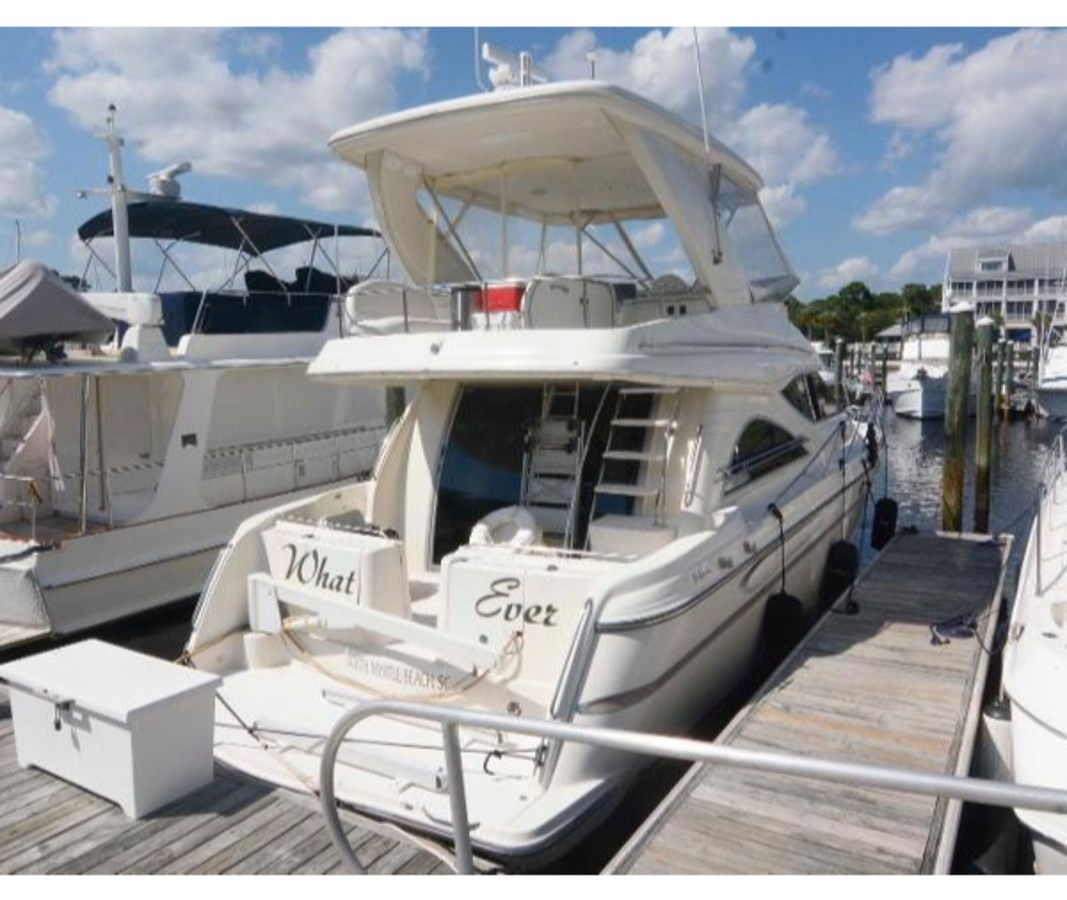 76804838_20180816145027479_1_LARGE 1999 MAXUM 4600 SCB Limited Edition Motor Yacht 2563665