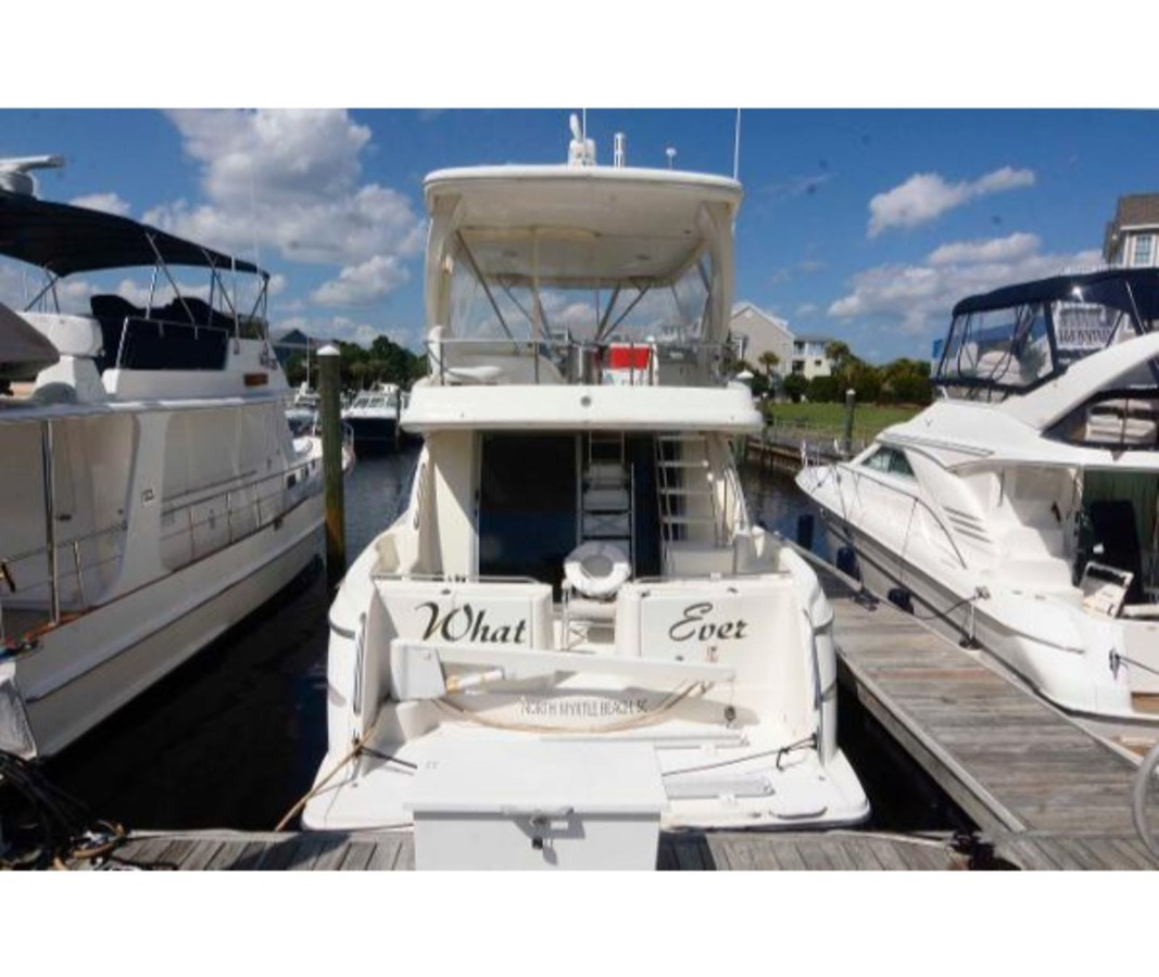 86804838_20180816145029982_1_LARGE 1999 MAXUM 4600 SCB Limited Edition Motor Yacht 2563666