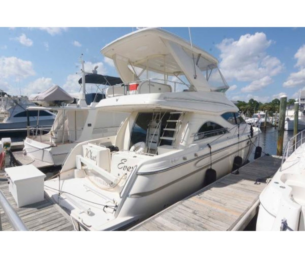 106804838_20180816145127273_1_LARGE 1999 MAXUM 4600 SCB Limited Edition Motor Yacht 2563668