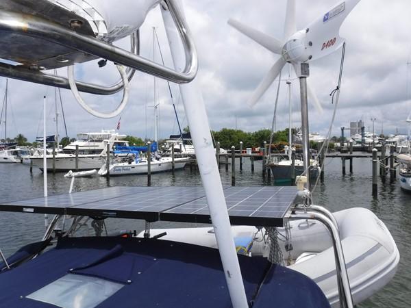 1994 ISLAND PACKET YACHTS  Cruising Sailboat 2564018
