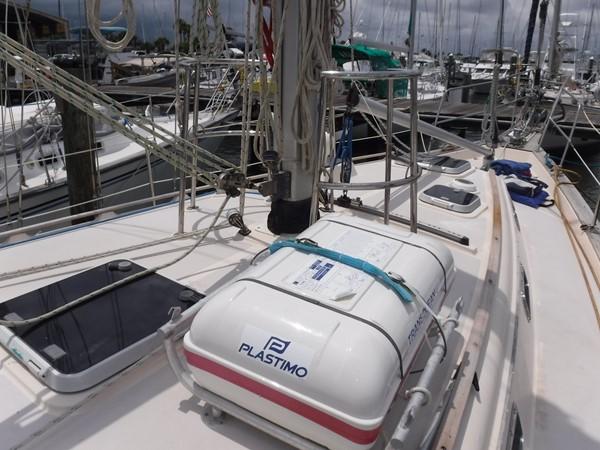 1994 ISLAND PACKET YACHTS  Cruising Sailboat 2564025