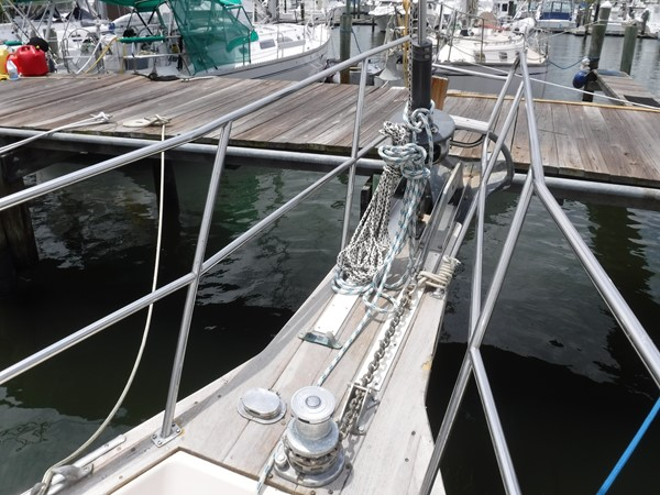 1994 ISLAND PACKET YACHTS  Cruising Sailboat 2564026