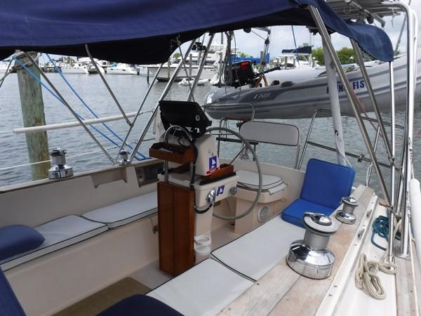 1994 ISLAND PACKET YACHTS  Cruising Sailboat 2564031