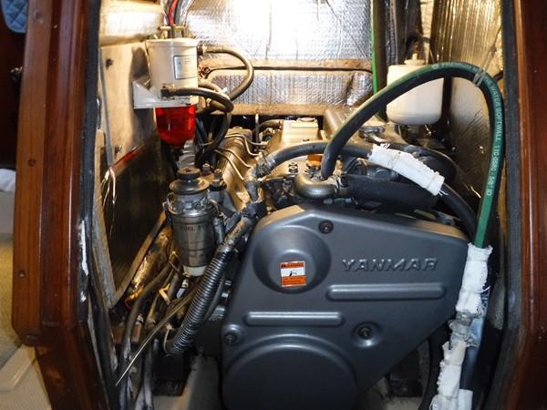 1994 ISLAND PACKET YACHTS  Cruising Sailboat 2564145
