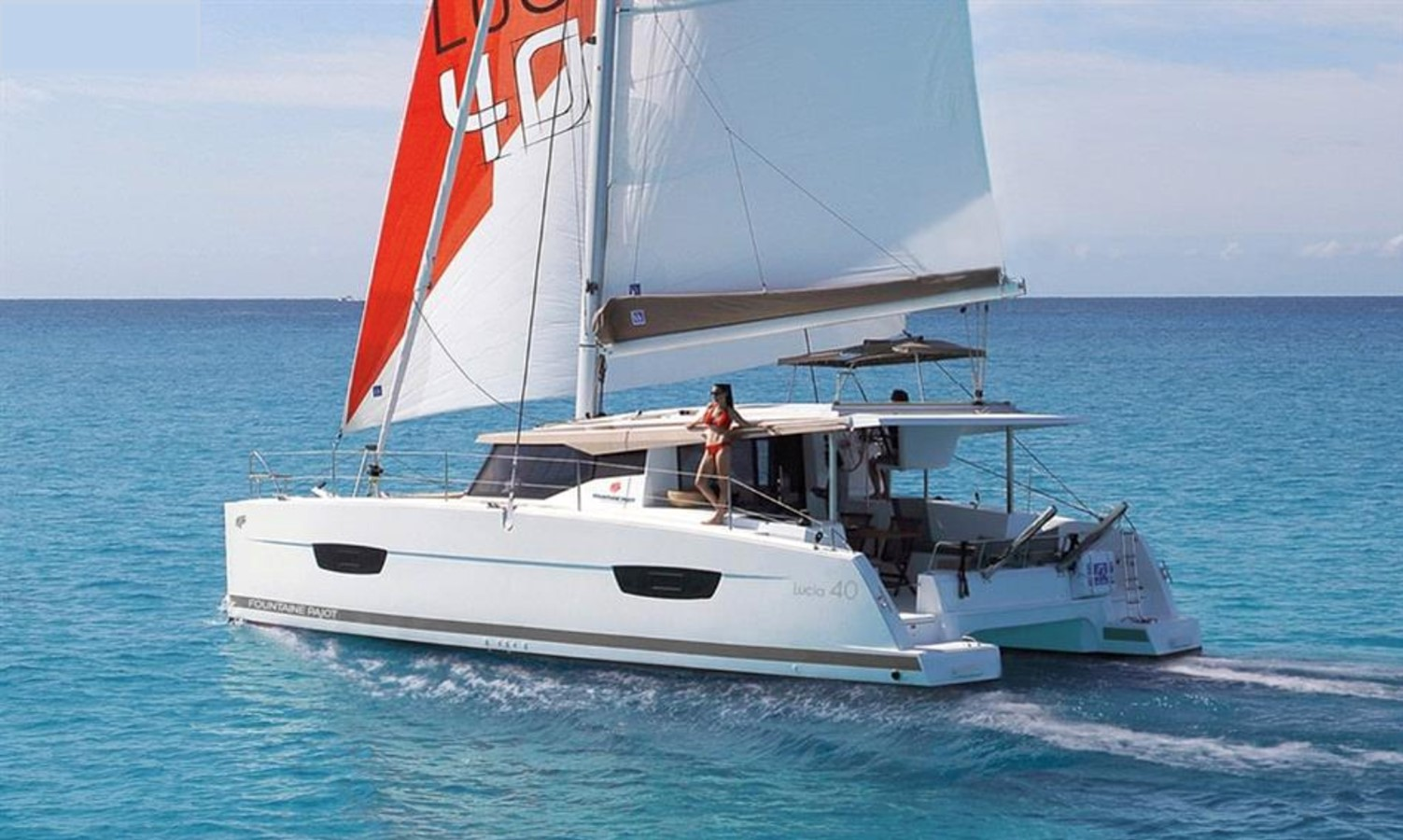 2017 Fountaine Pajot 40 - For Sale in the SE USA 2017 FOUNTAINE PAJOT Lucia Catamaran 2567479
