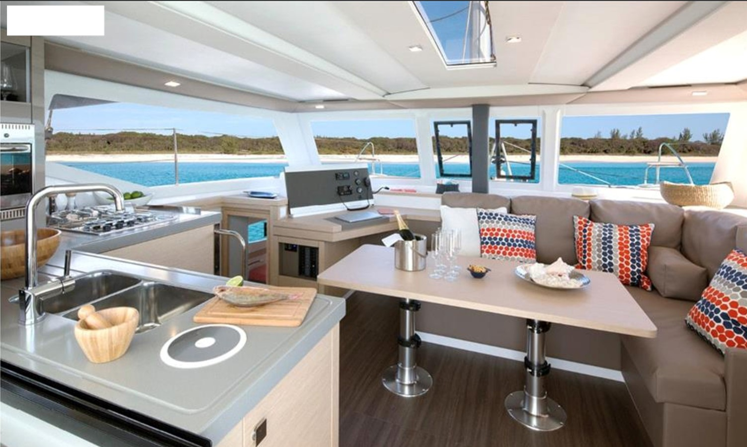 2017 Fountaine Pajot 40 - For Sale in the SE USA 2017 FOUNTAINE PAJOT Lucia Catamaran 2567487
