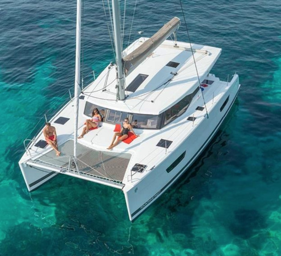 2017 Fountaine Pajot 40 - For Sale in the SE USA 2017 FOUNTAINE PAJOT Lucia Catamaran 2567490
