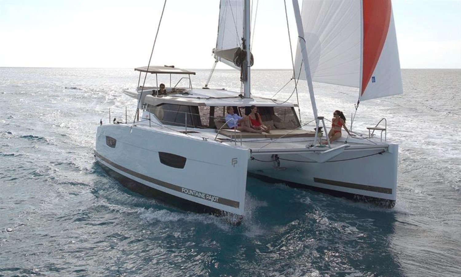 2017 Fountaine Pajot 40 - For Sale in the SE USA 2017 FOUNTAINE PAJOT Lucia Catamaran 2567492