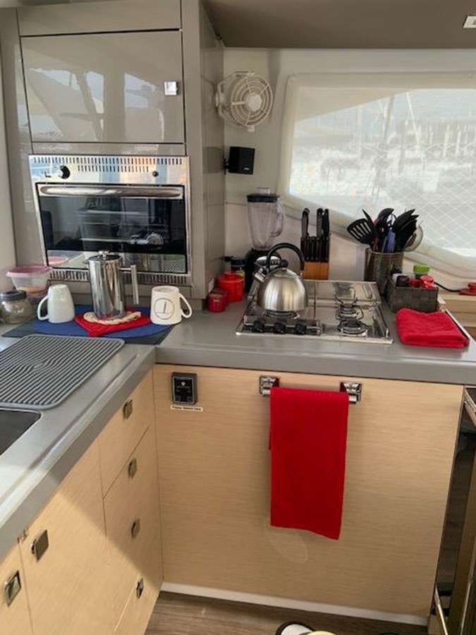 2017 Fountaine Pajot 40 - For Sale in the SE USA 2017 FOUNTAINE PAJOT Lucia Catamaran 2614210