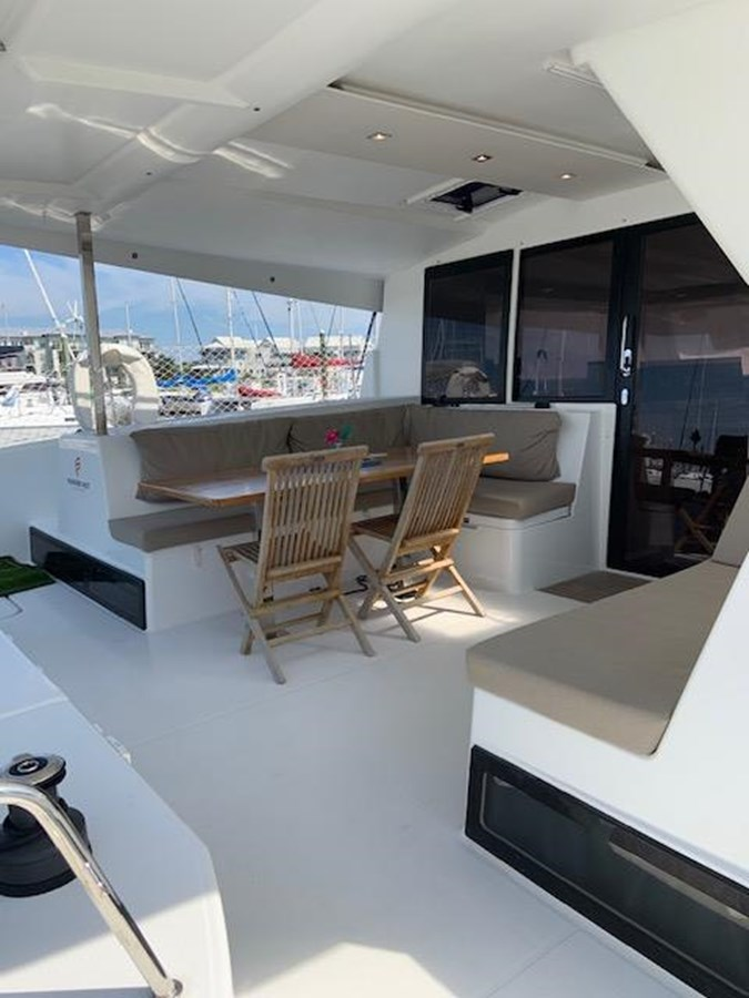 2017 Fountaine Pajot 40 - For Sale in the SE USA 2017 FOUNTAINE PAJOT Lucia Catamaran 2614221