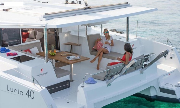 2017 Fountaine Pajot 40 - For Sale in the SE USA 2017 FOUNTAINE PAJOT  Catamaran 2567494