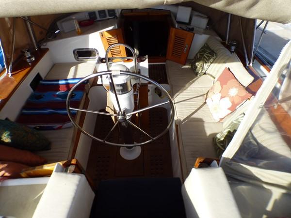 1981 FORMOSA 46 Cutter Center Cockpit Classic Yacht 2569376