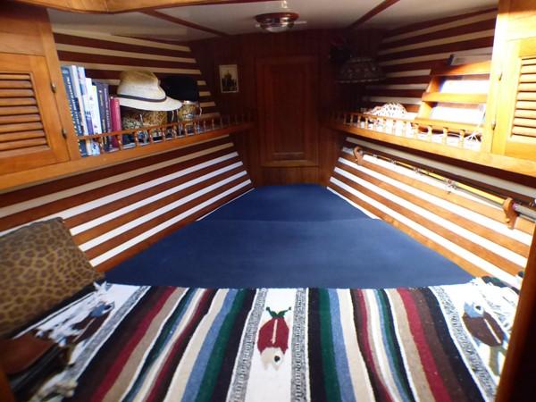 1981 FORMOSA 46 Cutter Center Cockpit Classic Yacht 2569382