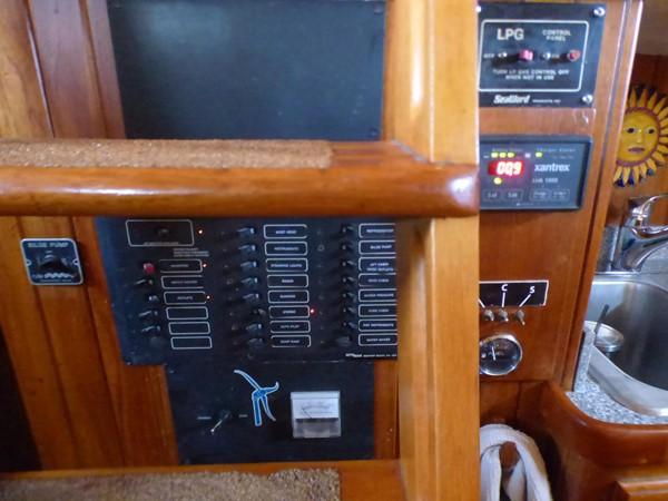 1981 FORMOSA 46 Cutter Center Cockpit Classic Yacht 2569388