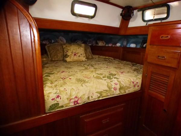 1981 FORMOSA 46 Cutter Center Cockpit Classic Yacht 2569391