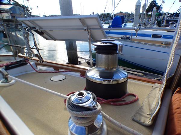 1981 FORMOSA 46 Cutter Center Cockpit Classic Yacht 2569400