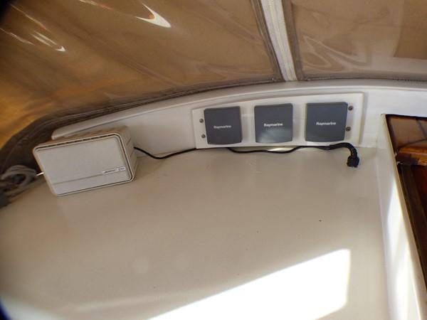1981 FORMOSA 46 Cutter Center Cockpit Classic Yacht 2569407