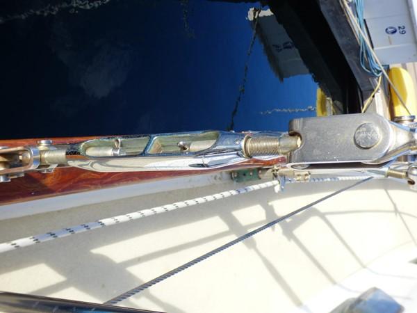 1981 FORMOSA 46 Cutter Center Cockpit Classic Yacht 2569409