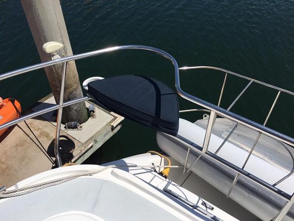 2000 HUNTER 450 Cruising Sailboat 2569421