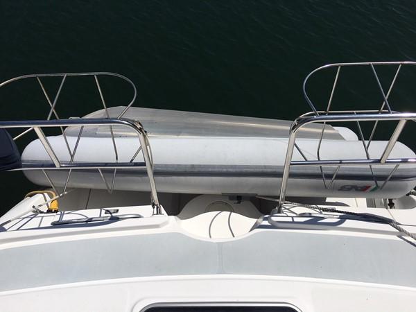 2000 HUNTER 450 Cruising Sailboat 2569426
