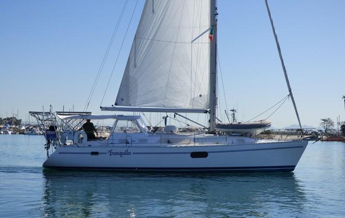 Tranquilo 2014 CATALINA 445 Cruising/Racing Sailboat MLS #255851   CYBA  Yachts For Sale
