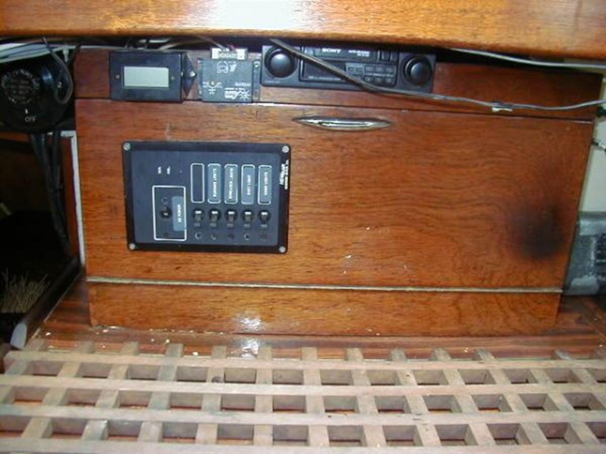1967 TRINTELLA YACHTS  Sloop 2569988